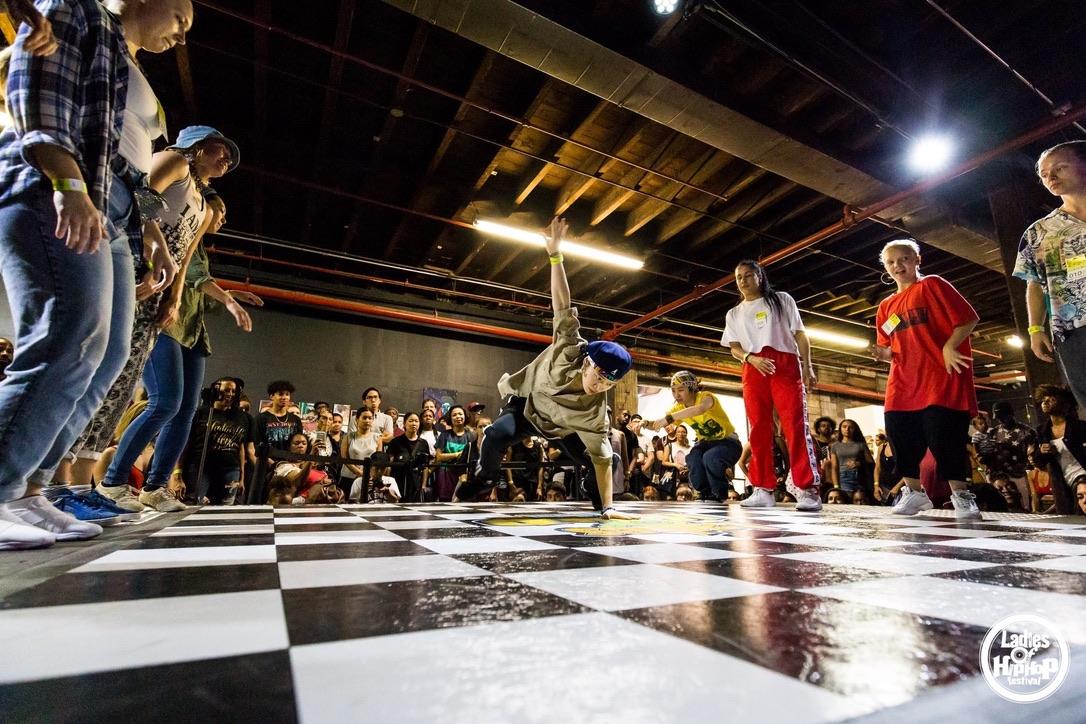 Ladies of hiphop festival (NYC)