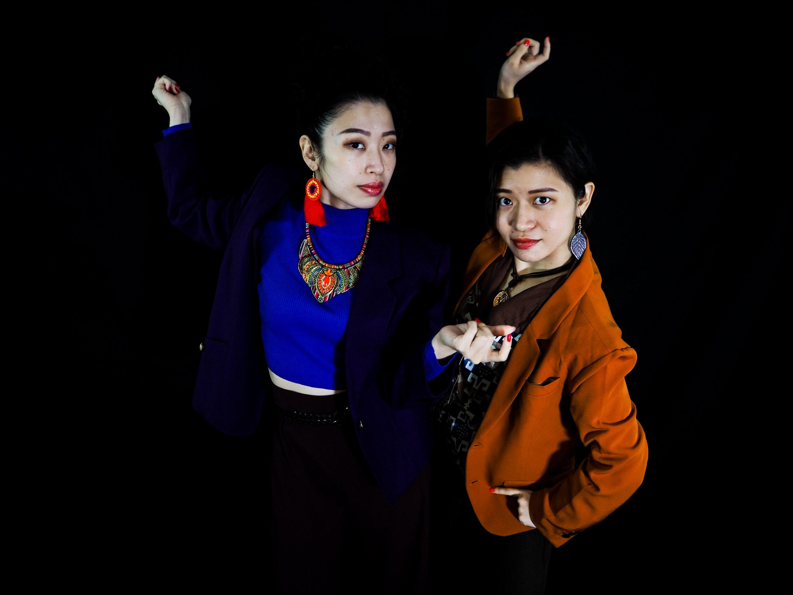 Artist photo (jacket style)